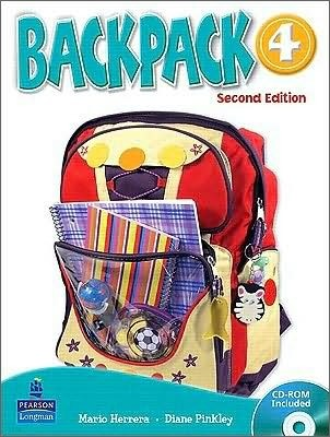 Backpack 4 : Student Book with CD-ROM