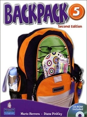 Backpack 5 : Student Book with CD-ROM