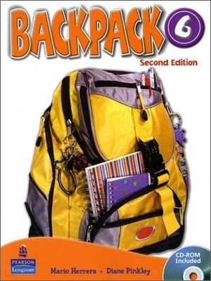 Backpack 6 : Student Book with CD-ROM