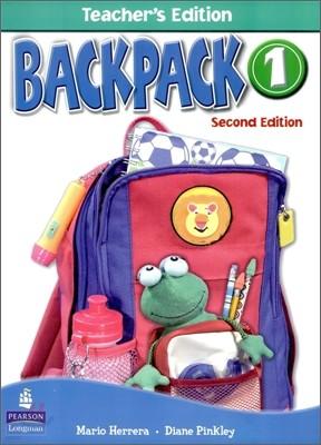Backpack 1 : Teacher's Edition