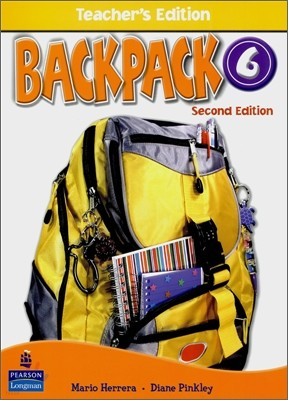 Backpack 6 : Teacher's Edition