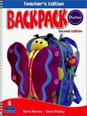 Backpack Starter : Teacher's Edition