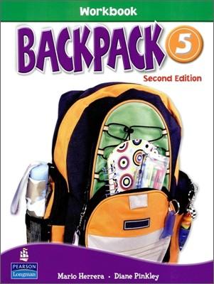 Backpack 5 : Workbook