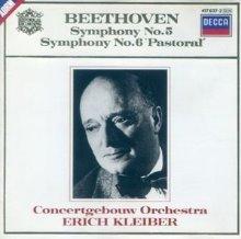 Erich Kleiber / 베토벤 : 교향곡 5번, 6번 '전원' (DD3301)
