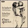 Ehnes Quartet 슈베르트: 현악사중주 14 '죽음과 소녀' / 시벨리우스: 내밀한 목소리 (Schubert: String Quartet Death and the Maiden / Sibelius: Intimate Voices) 에네스 콰르텟, 리처드 용재 오닐
