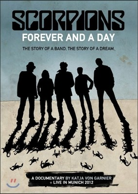 Scorpions (스콜피언스) - Forever And A Day+With Live In Munich 2012