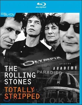 The Rolling Stones (롤링 스톤스) - Totally Stripped [블루레이]