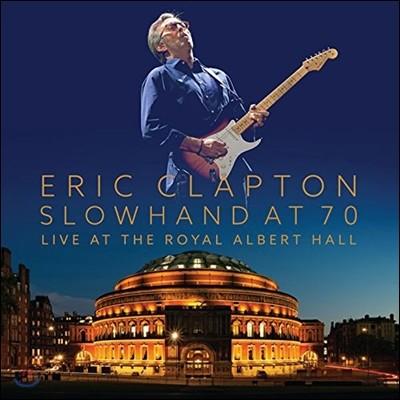 Eric Clapton (에릭 클랩튼) - Slowhand At 70: Live At The Royal Albert Hall (2015년 로열 앨버트 홀 라이브)