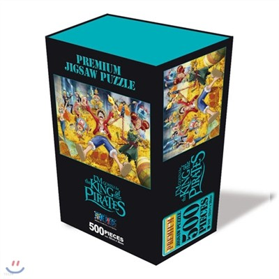 원피스 직소퍼즐 500P 프리미엄 보물더미