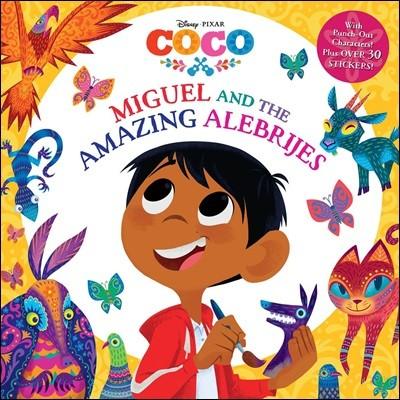 Disney Pixar Coco : Miguel and the Amazing Alebrijes
