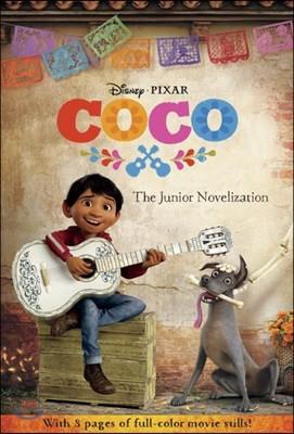 Disney Pixar Coco : The Junior Novelization