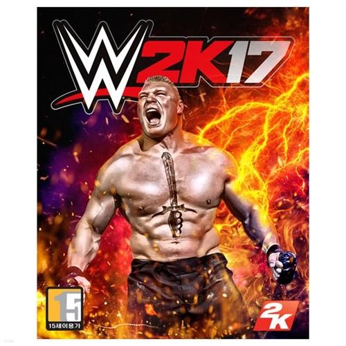 PC WWE 2K17