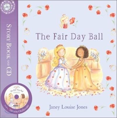 Princess Poppy : The Fair Day Ball (Book & CD)
