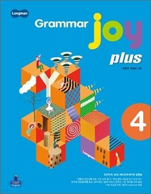 Longman Grammar Joy plus 4