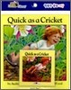 My Little Library Step 1 : Quick as a Cricket (Paperback Set)