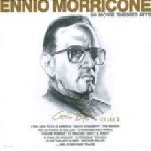 Ennio Morricone - 50 Movie Themes Hits: Gold Edition 2 (3CD/수입/미개봉)