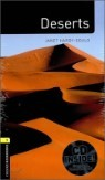 Oxford Bookworms Factfiles 1 : Deserts (Book+CD)