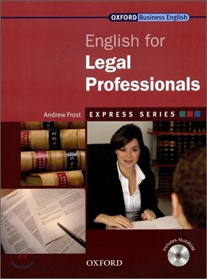 English for Legal Professionals (Student Book)
