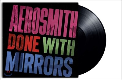 Aerosmith (에어로스미스) - Done With Mirrors [LP]