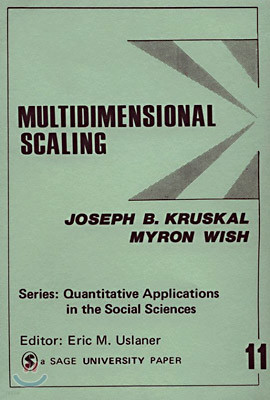 Multidimensional Scaling - YES24