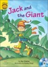 Sunshine Readers Level 2 : Jack and the Giant (Book & Workbook Set)