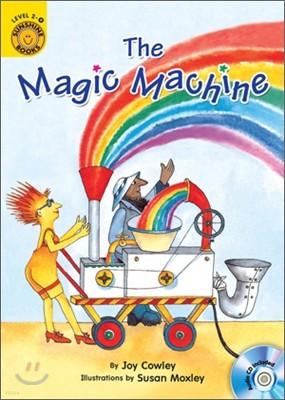 Sunshine Readers Level 2 : The Magic Machine (Book & Workbook Set)