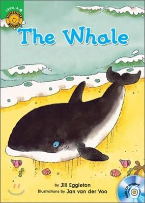Sunshine Readers Level 4 : The Whale (Book & Workbook Set)