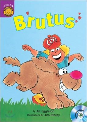 Sunshine Readers Level 5 : Brutus (Book & Workbook Set)