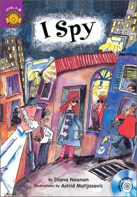 Sunshine Readers Level 5 : I Spy (Book & Workbook Set)