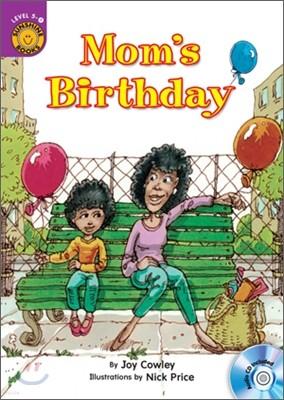 Sunshine Readers Level 5 : Mom's Birthday (Book & Workbook Set)
