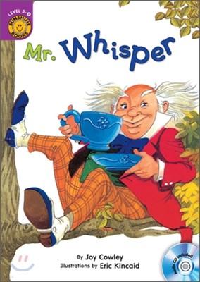Sunshine Readers Level 5 : Mr. Whisper (Book & Workbook Set)