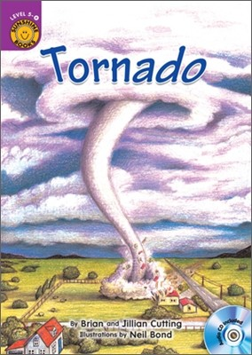 Sunshine Readers Level 5 : Tornado (Book & Workbook Set)