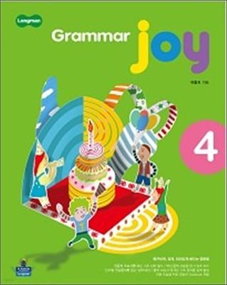 Longman Grammar Joy 4