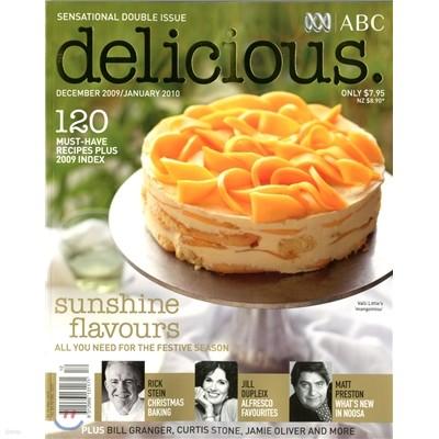 [과월호]Delicious (월간) : 2009년 12월/2010년 01월