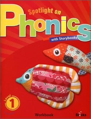 Spotlight on Phonics 1 Workbook