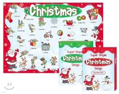 크리스마스 노래, 교사 지침서 + Free 포스터
