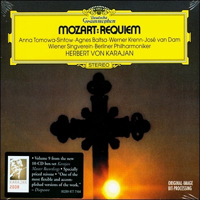 Herbert von Karajan 모차르트: 레퀴엠, 대관식 미사 (Mozart: Requiem)