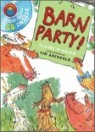 I Am Reading Book & CD : Barn Party!