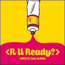 러블리즈 (Lovelyz) 2집 - R U Ready?
