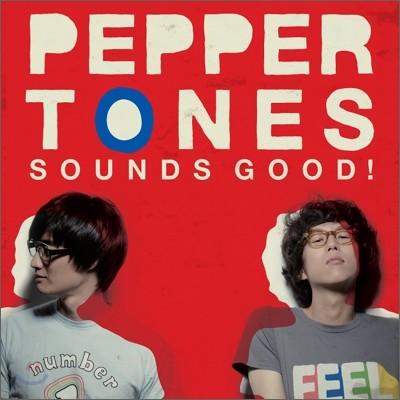 페퍼톤스 (Peppertones) 3집 - Sounds Good!