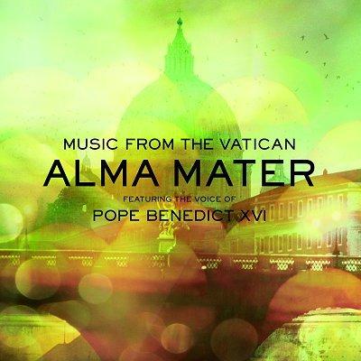 알마 마테르 (지존하신 어머니) : 교황 베네딕도 16세의 육성과 노래