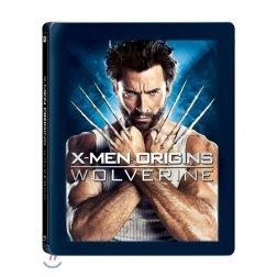 엑스맨 탄생: 울버린 (1Disc 렌티큘러 마그네틱 스틸북 한정판) : 블루레이
