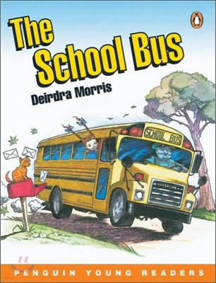Penguin Young Readers Level 3 : The School Bus (Book & CD)