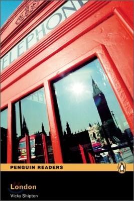 Penguin Readers Level 2 : London