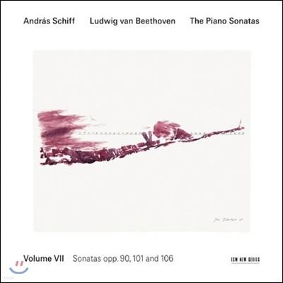 Andras Schiff 베토벤: 피아노 소나타 7집 (Beethoven: Piano Sonatas Nos.27 28 29) 안드라스 쉬프