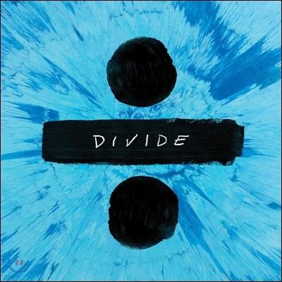Ed Sheeran - Divide (÷) 에드 시런 정규 3집 [디럭스 수입한정반]