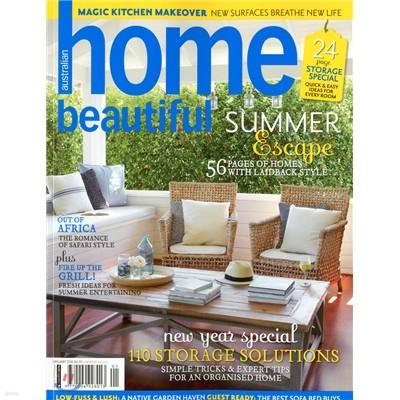 [과월호]Home Beautiful Austrailian (월간) : 2010년 01월