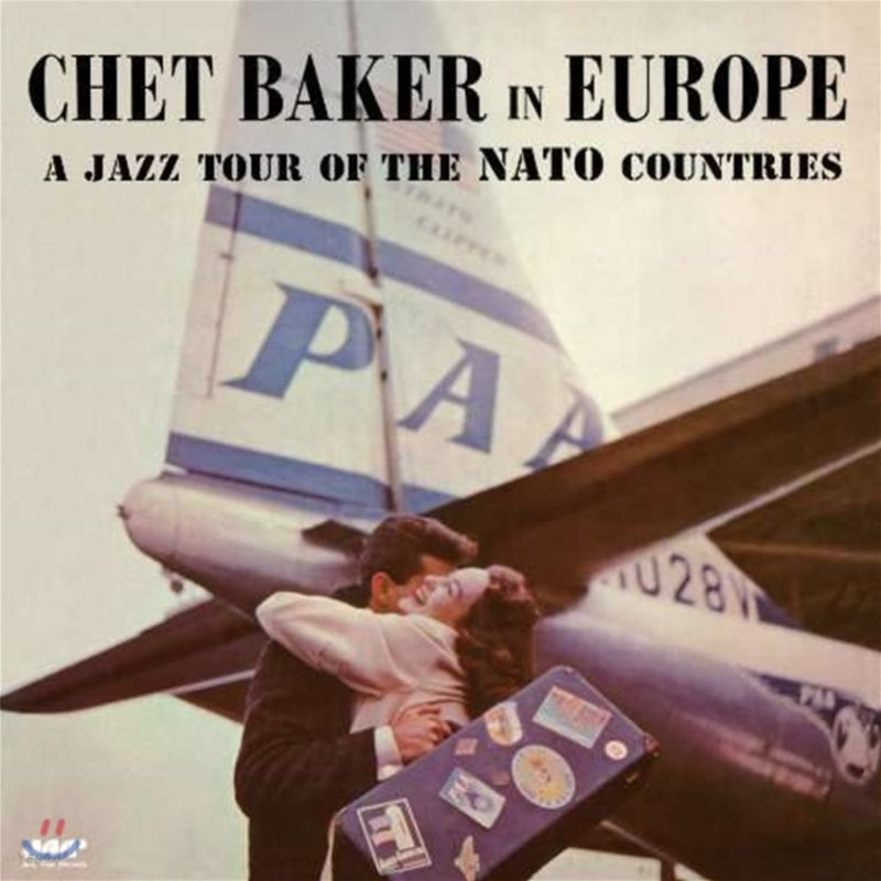 Chet Baker (쳇 베이커) - A Jazz Tour Of The NATO Countries [LP]