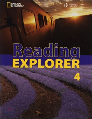 Reading Explorer 4 : Explore Your World