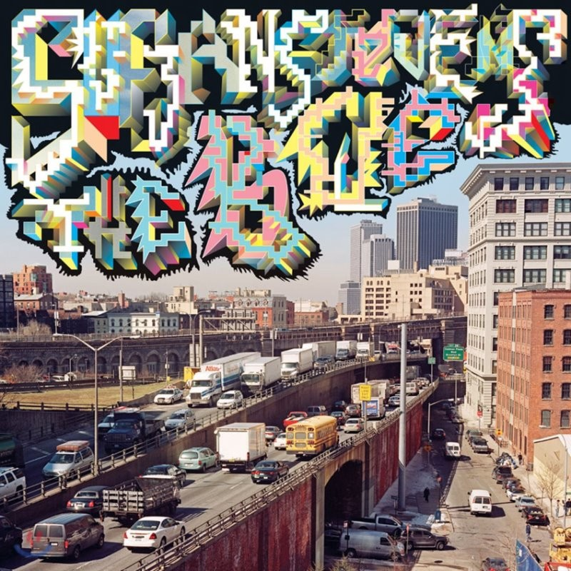 Sufjan Stevens - The BQE (The Brooklyn - Queens Expressway) [Special Edition]